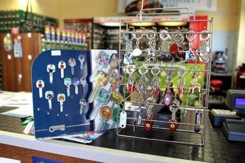 vendita chiavi e serrature