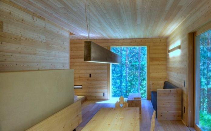 Sistema costruttivo in legno