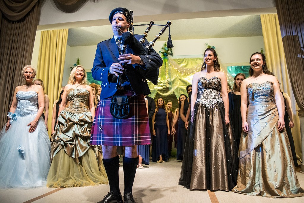 bagpipe performances in arkansas