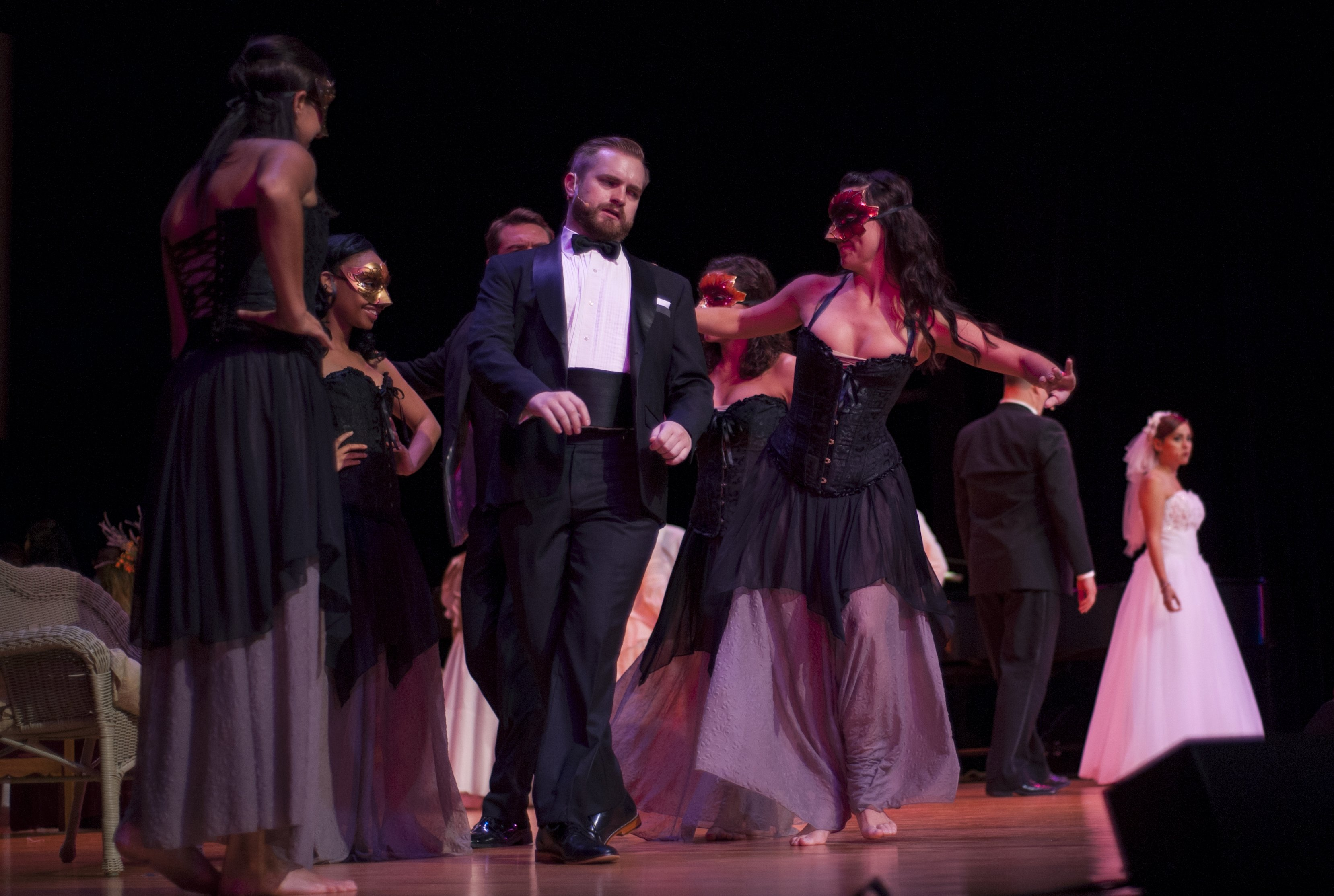 opera shows in little rock