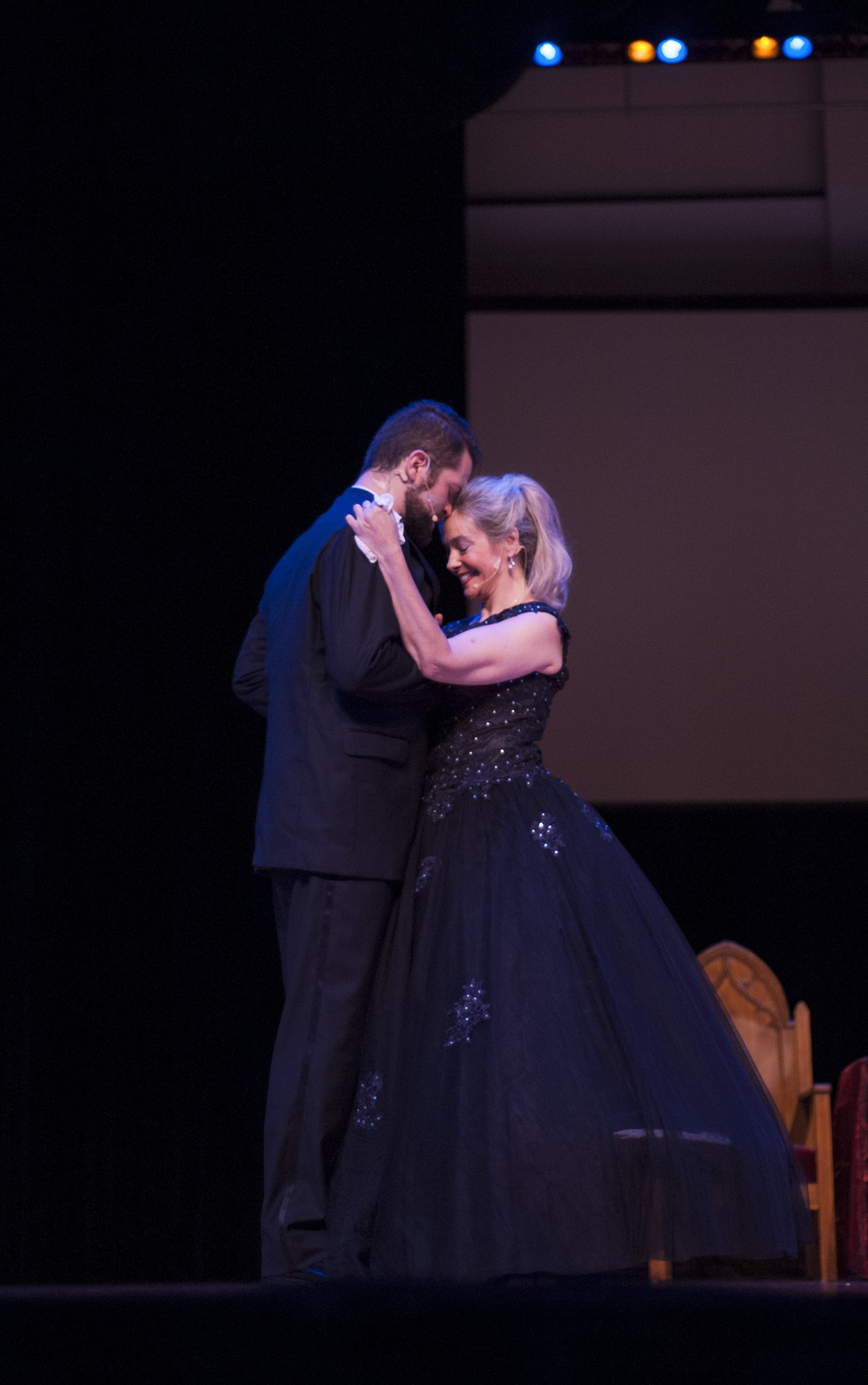 opera shows in central arkansas