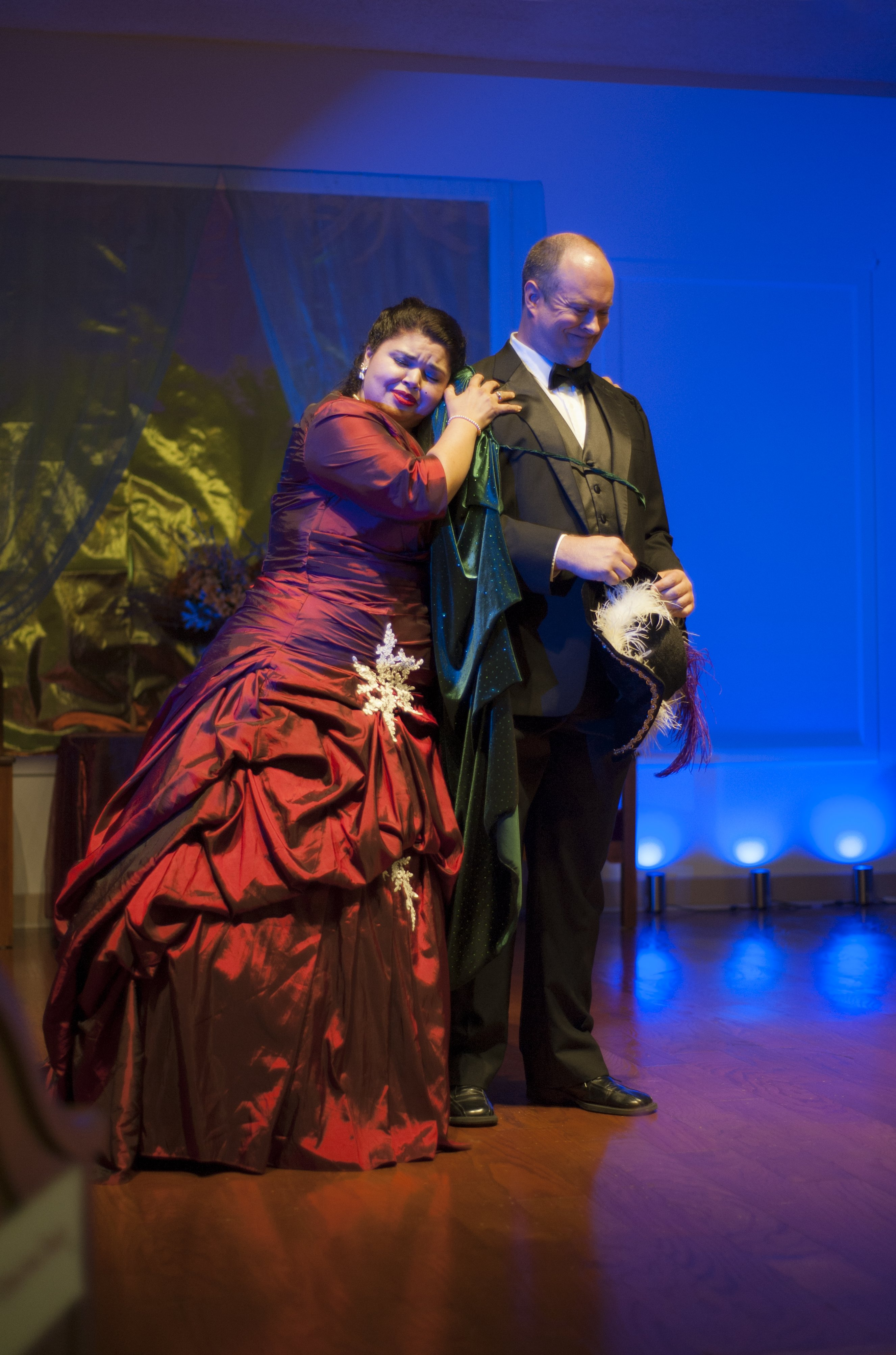 opera show in hot springs arkansas