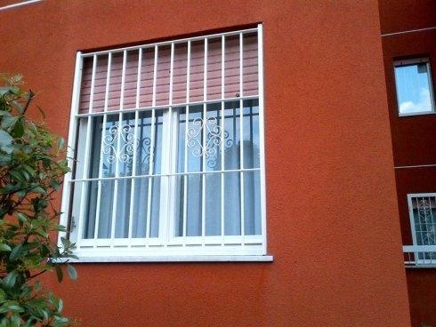 Inferriate per finestre