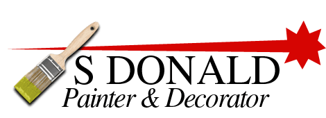 S Donald logo