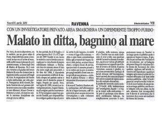 Investigatore privato Ravenna