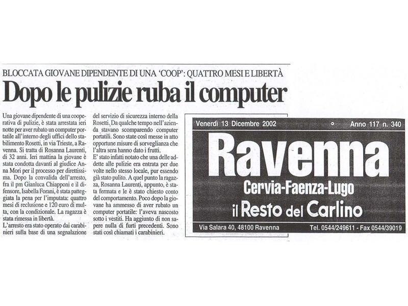 Agenzia investigativa Ravenna
