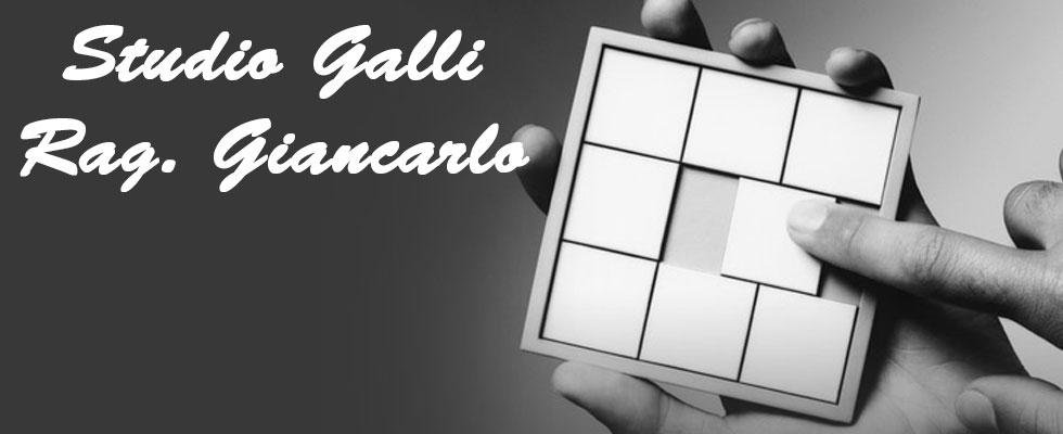 Revisore Contabile - Studio Galli, Ragionier Giancarlo