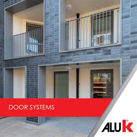 AluK door systems brochure