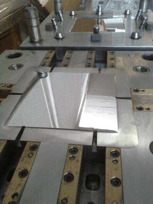 lappatura dei metalli