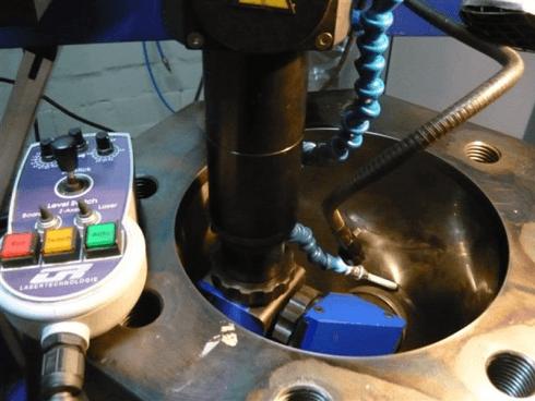 lucidatura speculare e di stampi pressofusione