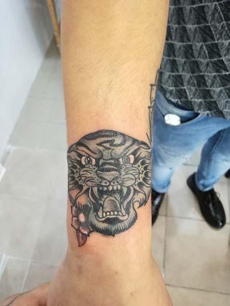 Tatuaggi tigre