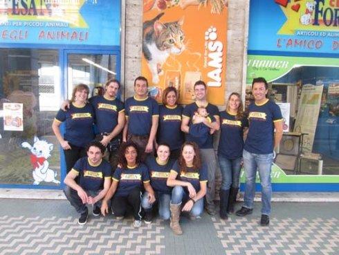 staff negozio