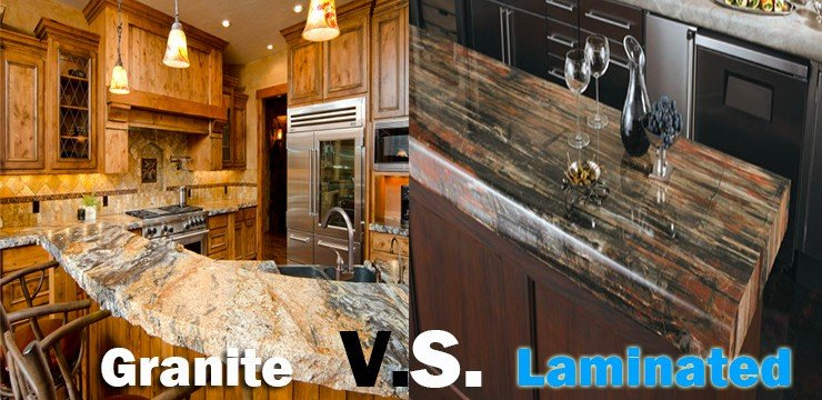 Granite Vs Laminate What S The Difference