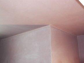 Plasterer - Enfield - K Ramplin Fine Art of Plastering  - company van
