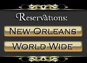 limo service reservations New Orleans