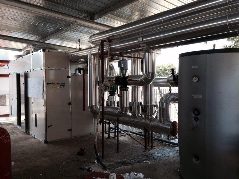 lavori idraulici
