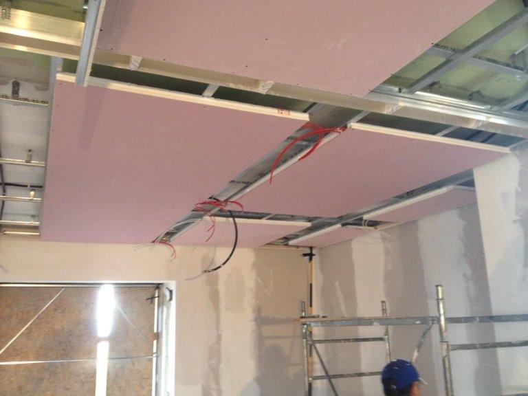 impianti a soffitto caldofreddo