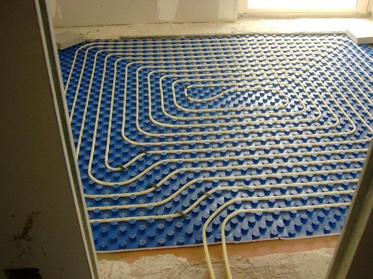impianti riscaldamento pavimenti