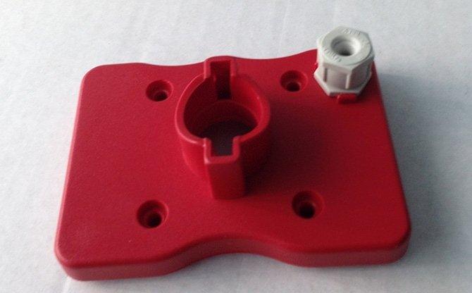 Progettazione stampi per articoli plastici
