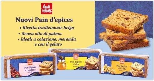 Fette biscottate con frutta secca