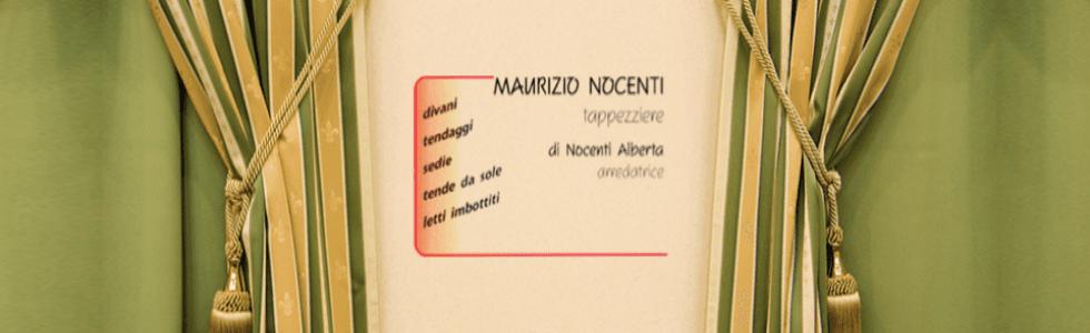 Tappezziere Maurizio Nocenti