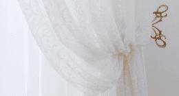 tende da interno, tendaggi, tende di lino