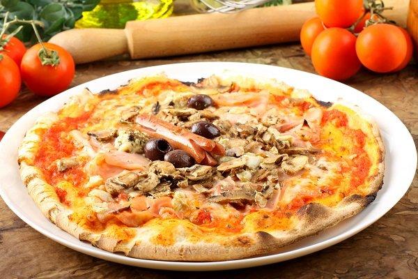Pizza capricciosa a Cremona
