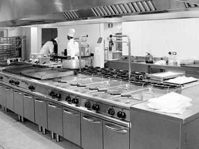 Cucine professionali - Lecco - Pico Service