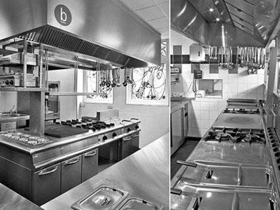 Cucine professionali lecco pico service