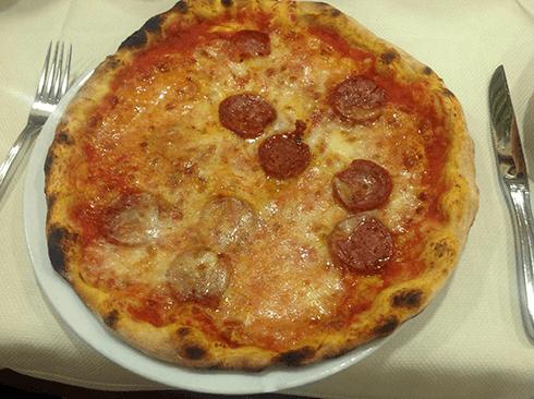 Salamino piccante
