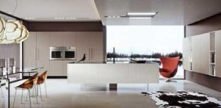 cucina leaving