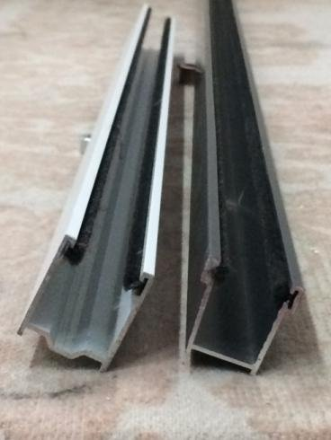 guide tapparelle alluminio