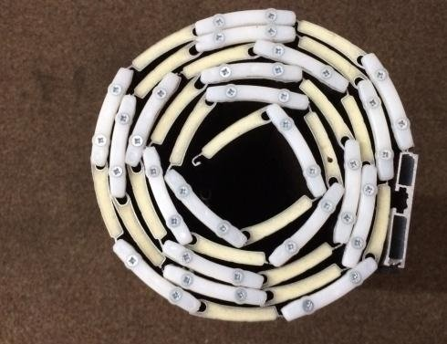 alluminio per tapparelle