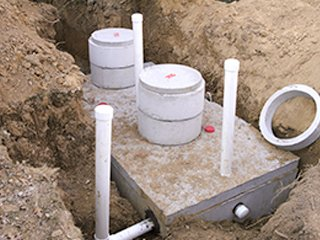 Septic Tank Design & Installation in Big Spring, TX