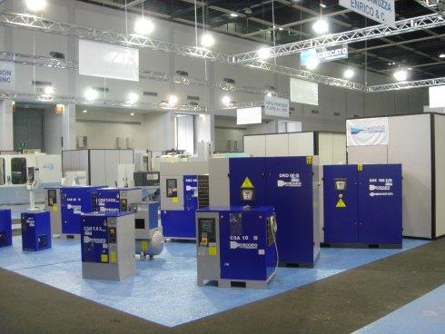 Compressori Ceccato in mostra