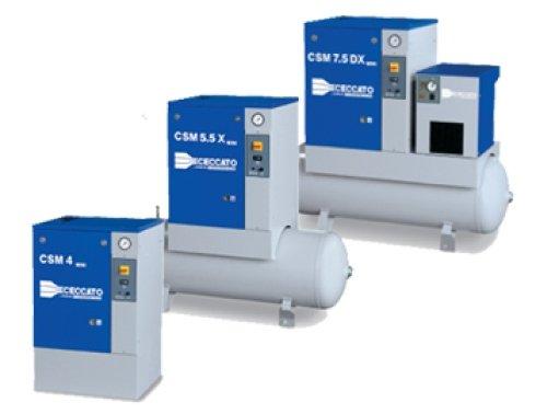 elettrocompressori potenti, elettrocompressori di qualità, installazione elettrocompressori