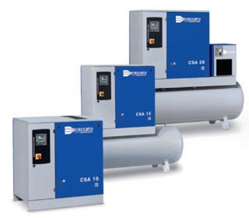 Filtri, Essiccatori, Elettrocompressori a velocità fissa