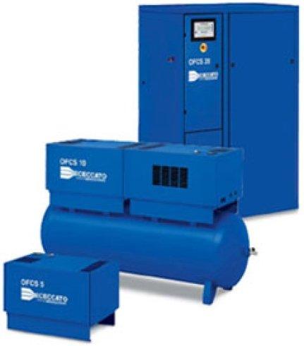 elettrocompressori di qualità, essiccatori, macchinari ad aria compressa
