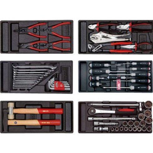 attrezzature per officine, utensili per officine, cassette con attrezzi