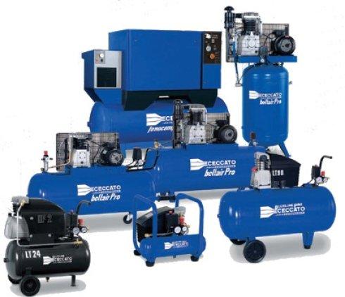 progettazione elettrocompressori, elettrocompressori a scelta, elettrocompressori vari modelli