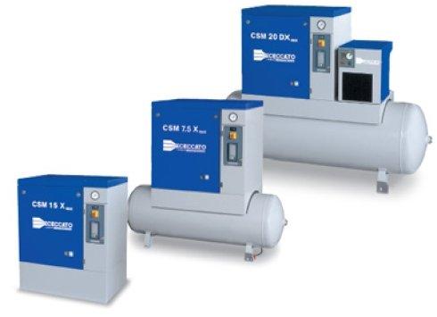 essiccatori, attrezzature per officine, sistemi di elettrocompressione