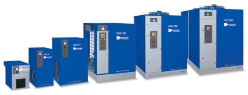 essiccatori funzionali, essiccatori per ambienti umidi, essiccatori per varie temperature