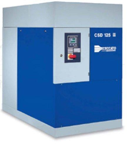 Elettrocmpressori 340 HP, Elettrocompressori velocità variabile, Elettrocompressori per officine