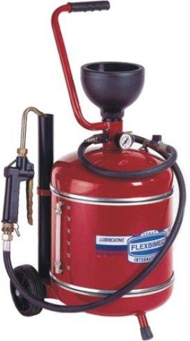 sistemi per lo stoccaggio di fluidi esausti, serbatoi gasolio con pompe, accessori distribuzione oli