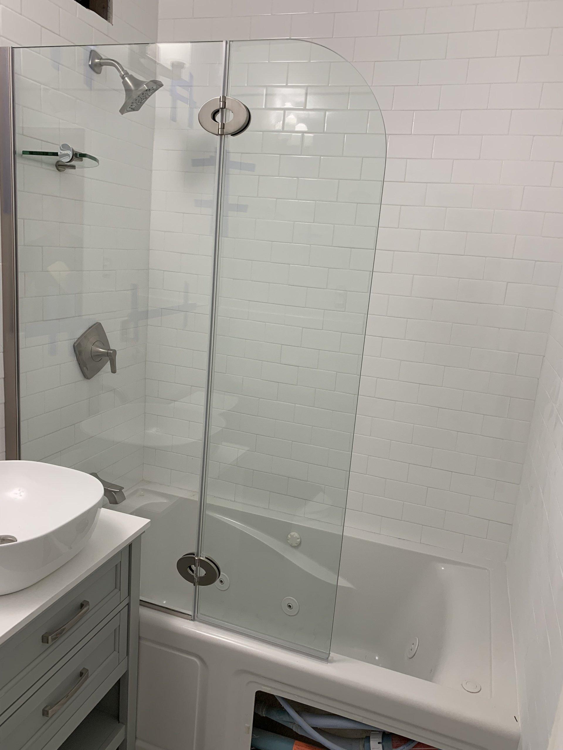 Triview Reflections Tub Doors Westbury Ny