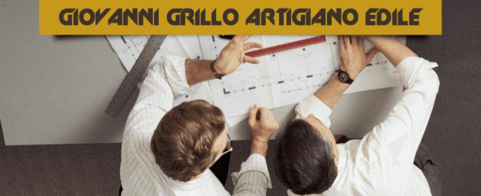 GIOVANNI GRILLO ARTIGIANO EDILE - LOGO