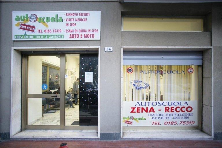 Autoscuola ZENA RECCO