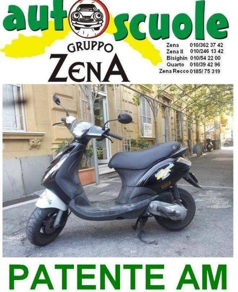 Zip 50 cc per patente AM Automatico