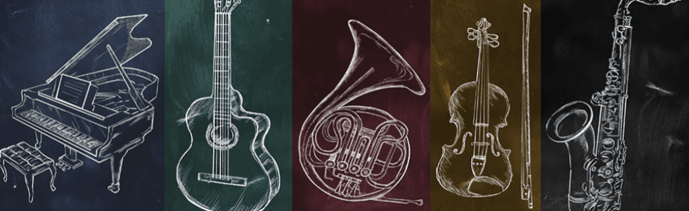 vendita strumenti musicali