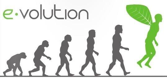 E.VOLOTION logo